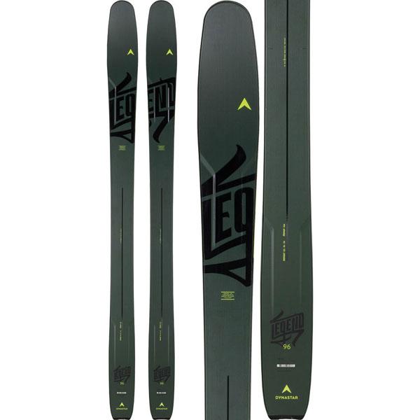 DYNASTAR ディナスター 19-20 スキー 2020 LEGEND 96 レジェンド 96 (板のみ) スキー板 パウダー ロッカー: