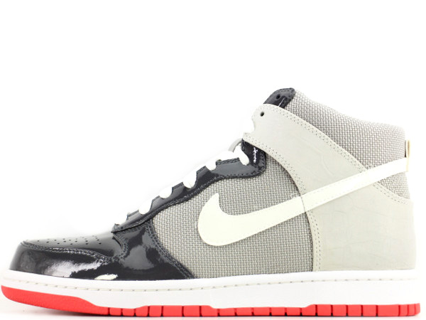 NIKE DUNK HIGH PREMIUM 317891-011ナイキ ダンク ハイ プレミアム ANTHRACITE/WHT-MOM GRY-SNBRST