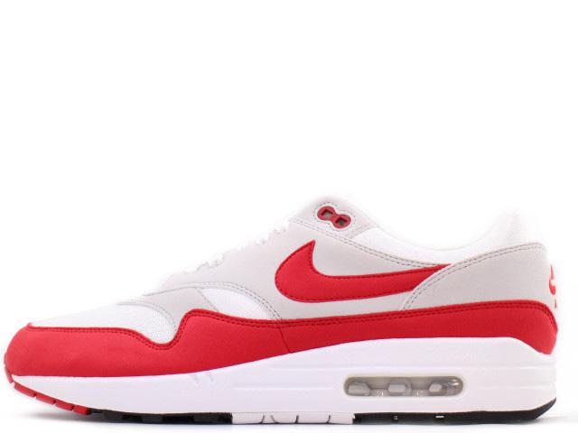 NIKE AIR MAX 1 ANNIVERSARY 908375-103ナイキ エア マックス 1 アニバーサリー 白赤WHITE / UNIVERSITY RED