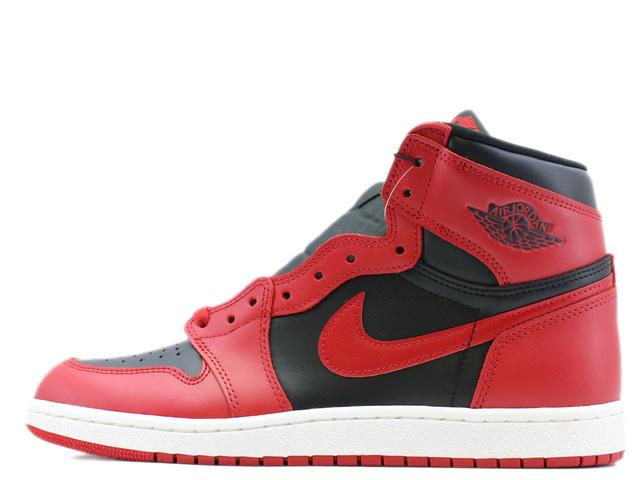 NIKE AIR JORDAN 1 HI 85 BQ4422-600ナイキ エアジョーダン 1 85VARSITY RED/VARSITY RED/SUMMIT WHITE-BLACK
