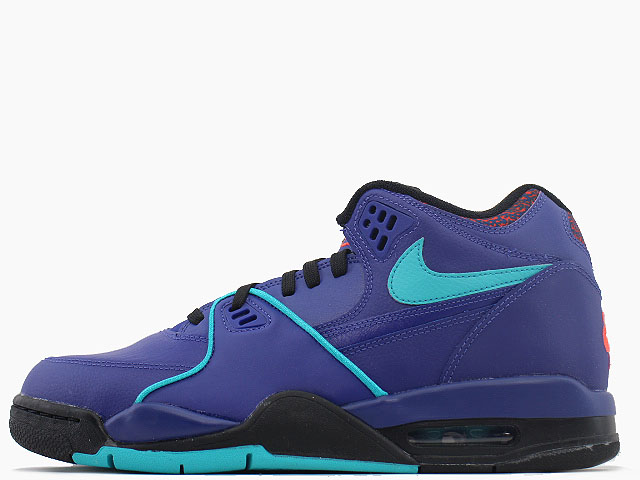 NIKE AIR FLIGHT 89 CJ5390-500ナイキ エア フライト 89PURPLE/AQUA/BLACK/TEAM ORANGE