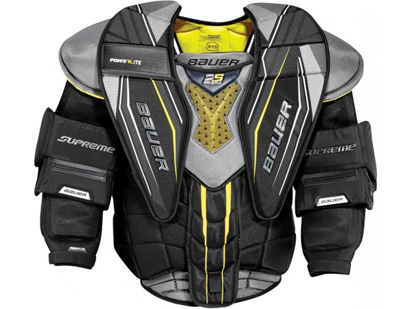 BAUER/バウアー S18 SUPREME 2SPRO CHEST PROTECTOR シニア 【アイスホッケーゴーリー チェスト&アーム】 2018-2019