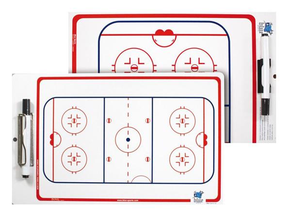 ■コーチボード■ クリップタイプ BLUESPORTS 与え ブルースポーツ クリップコーチボード マート アイスホッケートレーニング