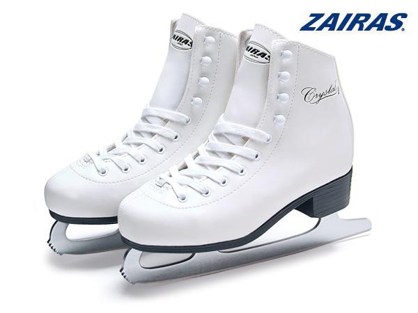 ZAIRAS/ザイラス Crystal2 F 130 白【フィギュアスケート靴】|スケートハウスさいたま