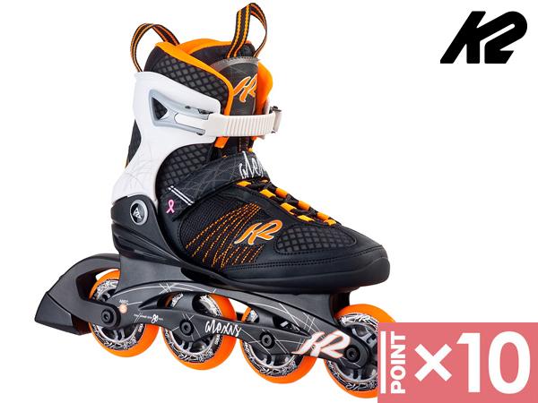 ※旧モデル※ K2/ケーツー ALEXIS 80 W 【インラインスケート靴】