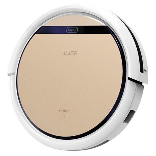 【送料無料】 ロボット掃除機 ILIFE V5s Pro アイライフ 水拭き 乾拭き両対応 床拭き 静音&強力清掃 V5spro ゴールド