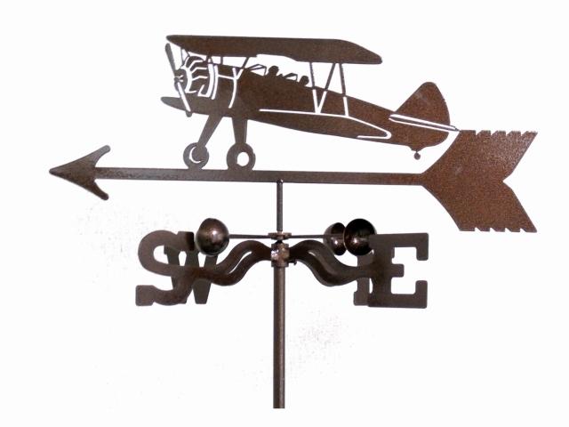 【Garden Airplane】 Biplane かざみどり