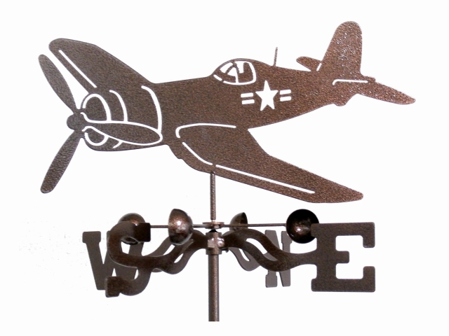 【Garden Airplane】 F4U Corsair かざみどり