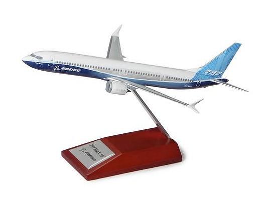 【BOEING】 ボーイング 737 MAX 10 プラスチック モデル (1/200)
