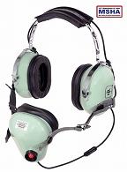 DAVID CLARK VOICE POWERED ヘッドセット H5010 (12514G-01)