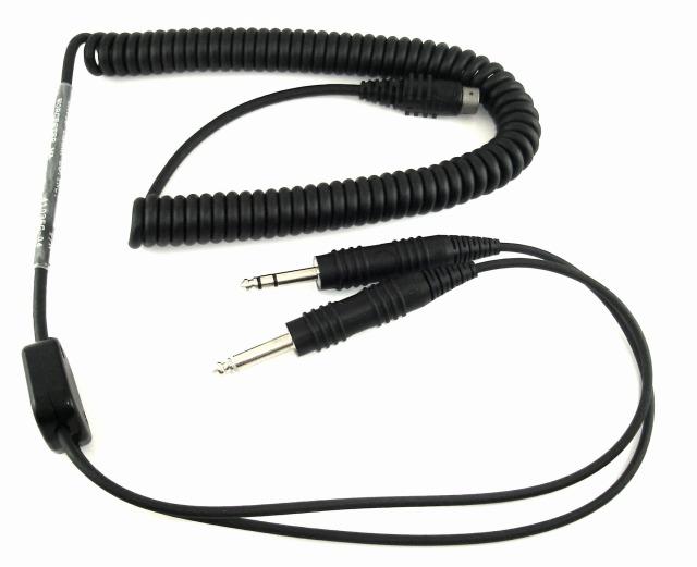 (デビッドクラーク)DAVID CLARK ワイヤレス システム ゲートウェイ接続コード PJ-055・PJ-068プラグ (41035G-04)