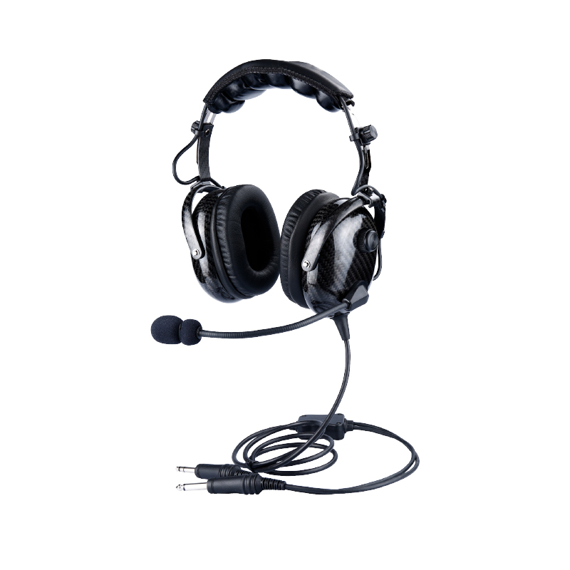 RAYTALK PH-400A PNR AVIATION HEADSET (CARBON FIBER)