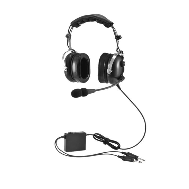 RAYTALK PH-100AC ANR AVIATION HEADSET (FLEXIBLE BOOM)