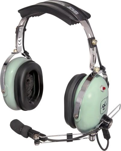 DAVID CLARK グラウンドサポート ヘッドセット H3331 (12304G-02) Pushback