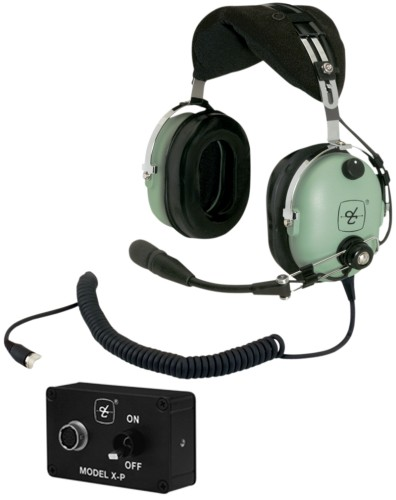 DAVID CLARK ヘッドセット H10-13HXP (40600G-04) (ヘリ用)