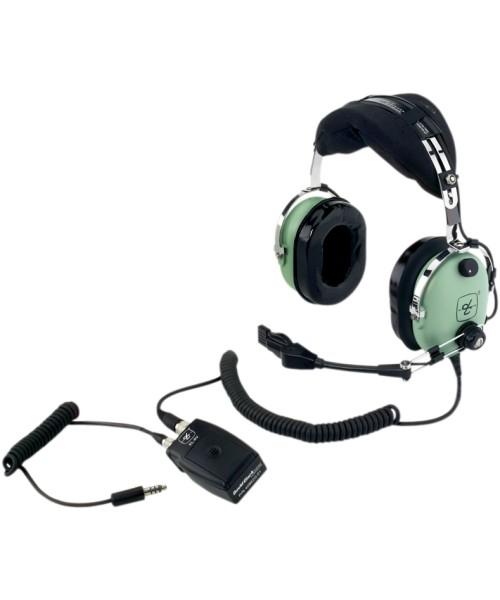 DAVID CLARK ヘッドセット H10-76XL (40699G-01)(ヘリ用/ミリタリータイプ)