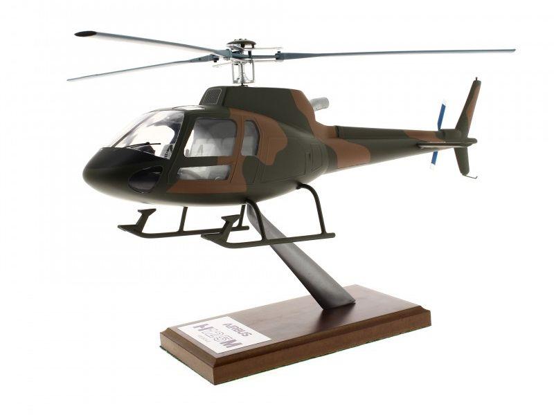 Airbus H125M 1/30 scale model エアバス ヘリコプター ダイキャスト