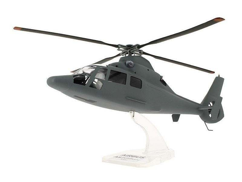 Airbus AS565 MBe Navy livery 1/30 scale model エアバス ヘリコプター ダイキャスト