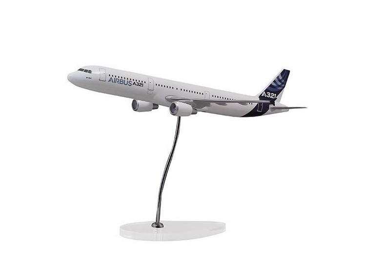 Airbus Executive A321 CFM 1/100 scale model エアバス 飛行機 スケール モデル