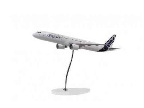 Airbus Executive A321neo 1/100 scale model エアバス 飛行機 スケール モデル