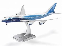 【BOEING】 ボーイング 747-8 インターコンチネンタル ダイキャスト モデル (1/400)
