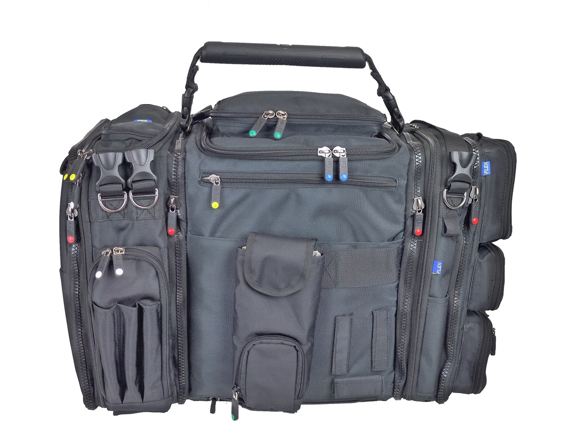 BRIGHTLINE B18 HANGER FLEX PILOT FLIGHT BAG