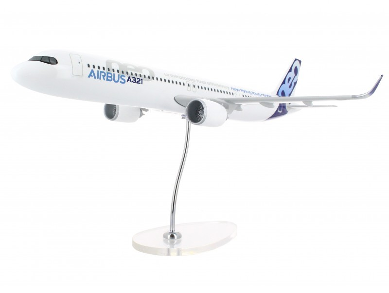 Airbus Executive A321neo long range 1/100 scale model エアバス 飛行機 スケール モデル