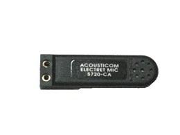 ACOUSTICOM 5720-CA ノイズキャンセリング エレクトレットマイク フレックス・ブーム用