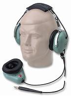 DAVID CLARK ground support headset H3313 (12515G-14)