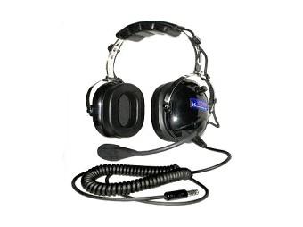 ヘッドセット(HeadsetInc) DRE-1001 PNR ヘッドセット(U-174プラグ/ヘリコプター)