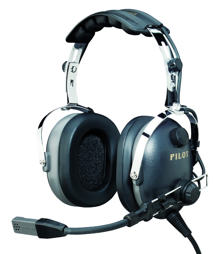 PILOT USA PA-1200 Passive Headset for Cell Phone Use