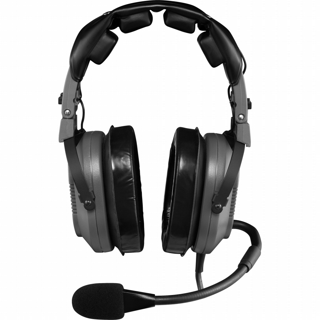 TELEX AIR 3100 AVIATION HEADSET #300048-200