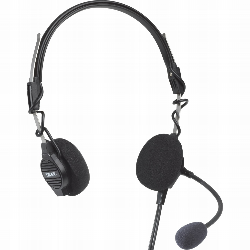 TELEX AIRMAN 750 HEADSET (両耳タイプ) #64300-200