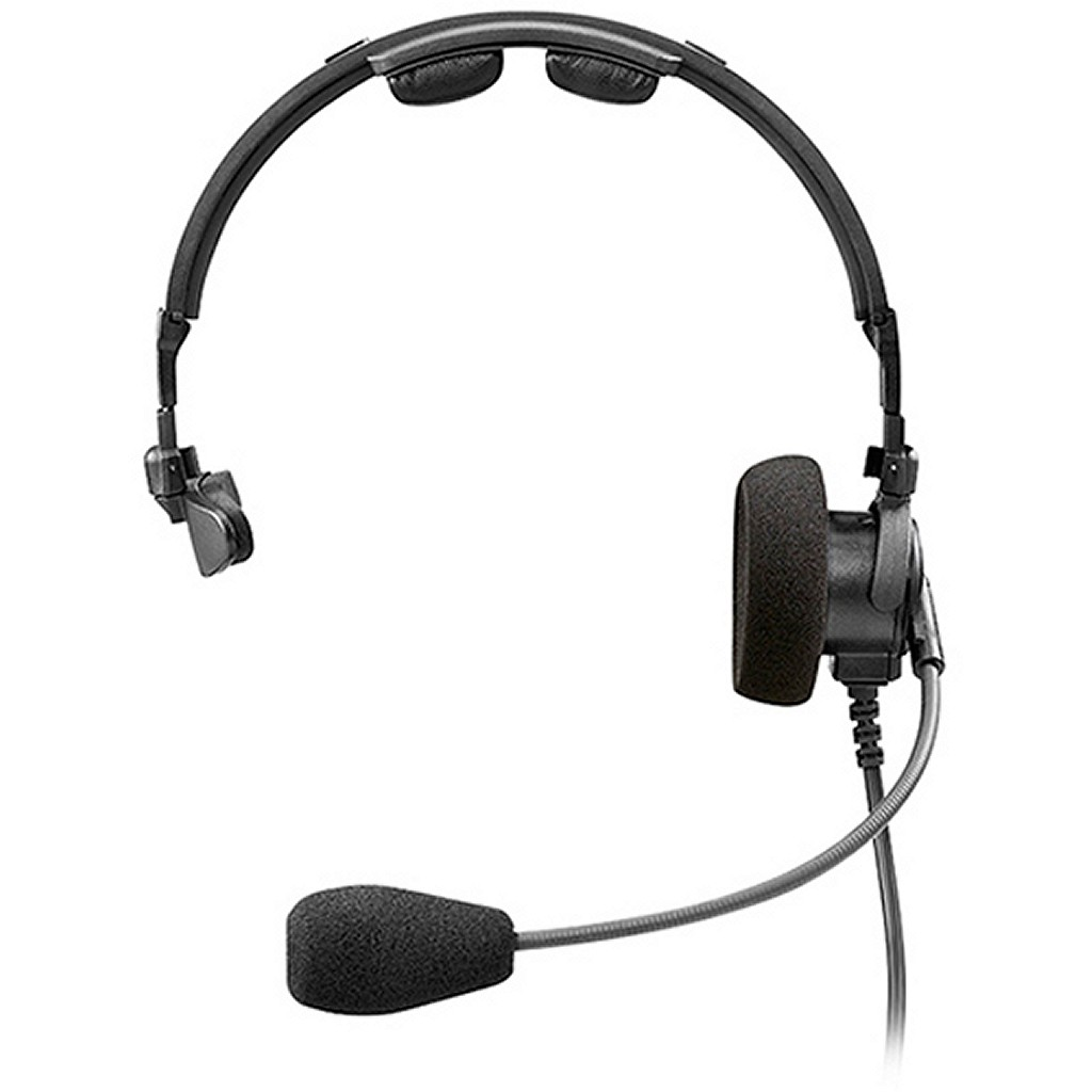 TELEX AIRMAN 7 SINGLE HEADSET GA PLUGS #AIRMAN7-0110