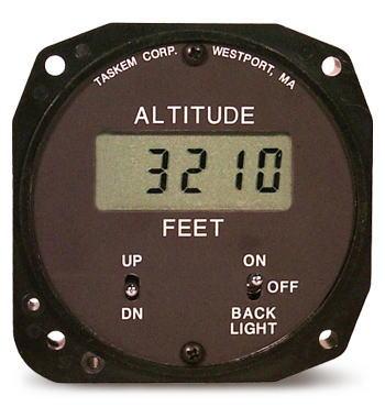 デジタル高度計 (フィート表示)