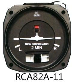 ターンコーディネーター RCA82A (TURN COORDINNATOR) 3