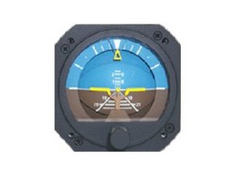 RC ALLEN ATTITUDE GYRO (RCA22) バキューム式 Standard Display with Flag 14V(12V可) ライト付き