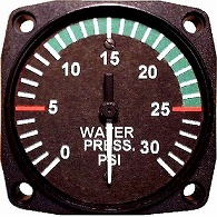 UMA WATER PRESSURE GAUGE (水圧計)※TSO承認