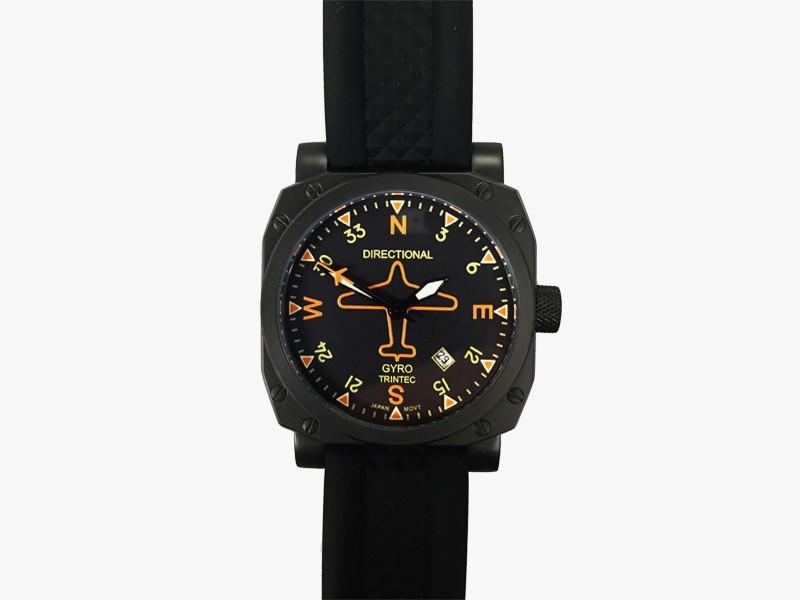 (トリンテック) Trintec ZULU-03 Directional Gyro 腕時計 9062VW