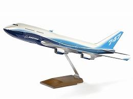 USA BOEING 大型 飛行機 模型 モデル  ボーイング 747-400 Executive Model ダイキャスト