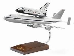 ボーイング 747/Space Shuttle Model ダイキャスト