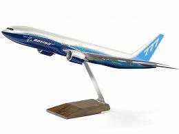 ボーイング 777-300ER Executive Model ダイキャスト