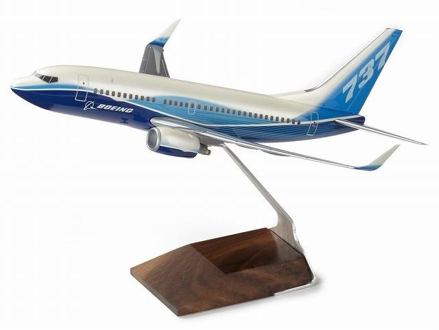 ボーイング 737-700 Executive Model ダイキャスト