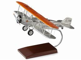 ボーイング Tuskegee Model 40C Wood Model ダイキャスト