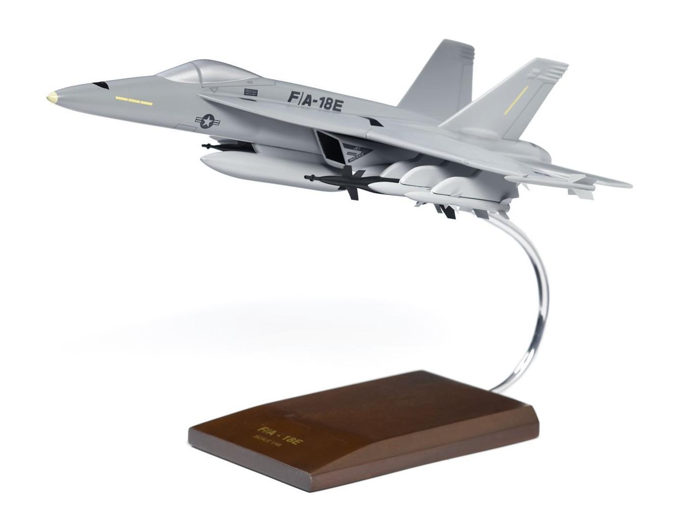 ボーイング F/A-18E Super Hornet Model ダイキャスト