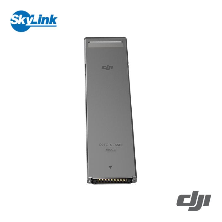 DJI Inspire 2 - CINESSD (480G)【送料無料】