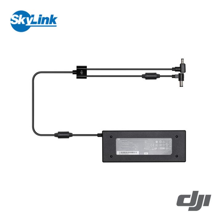 DJI Inspire 2 - 180W充電器 (ACケーブル無し) スリムタイプ
