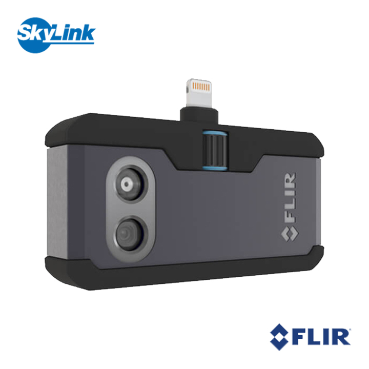 FLIR ONE PRO for iOS Lighting 国内正規品 赤外線カメラ スマホ サーモグラフィ フリアー