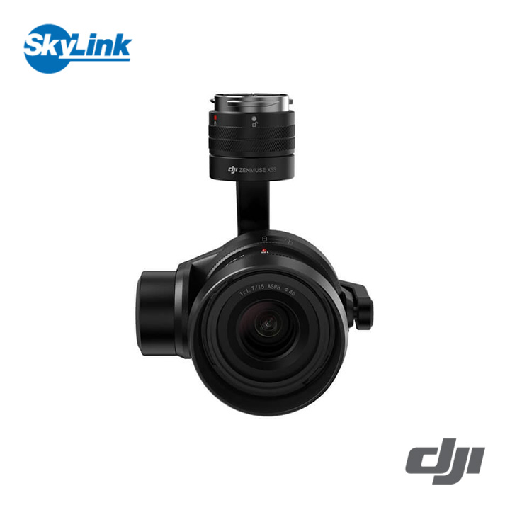 DJI Zenmuse X5S マイクロフォーサーズ 5.2K撮影 プロフェッショナル空撮カメラ インスパイア 送料無料