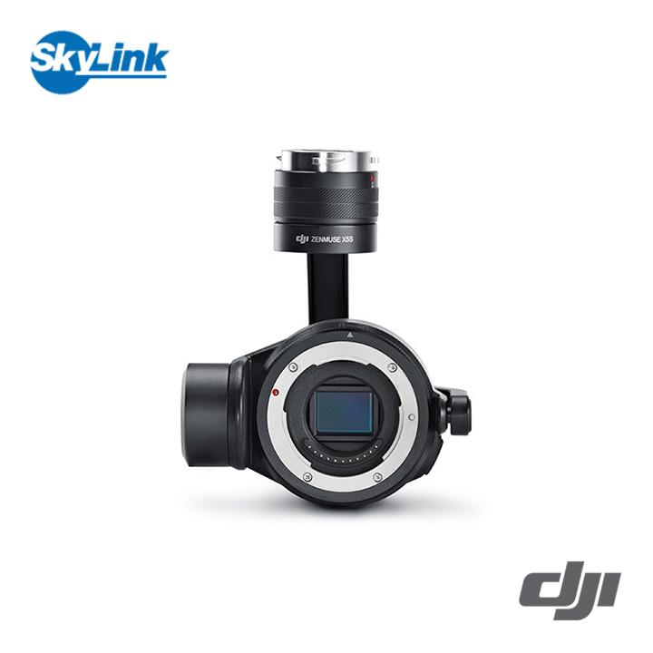 DJI Zenmuse X5S Gimbal and Camera (レンズなし) マイクロフォーサーズ 5.2K撮影対応 プロフェッショナル空撮カメラ インスパイア 送料無料